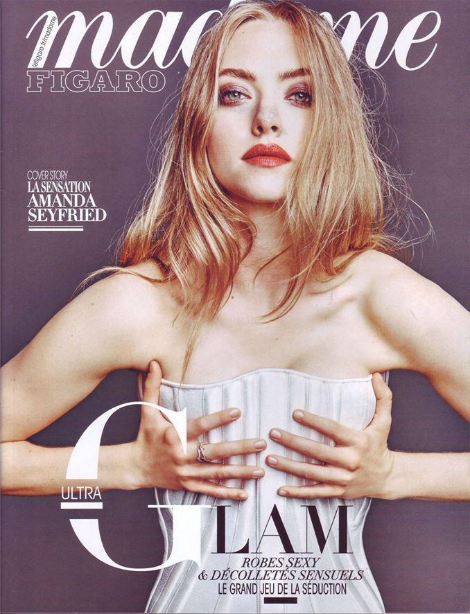 Bertozzi press rivista Madame Figaro